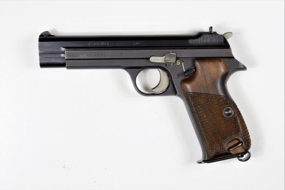 SIG P210-2 mit WL