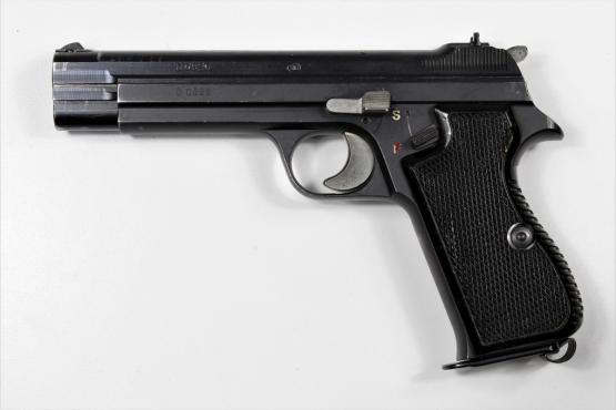 SIG P210-4