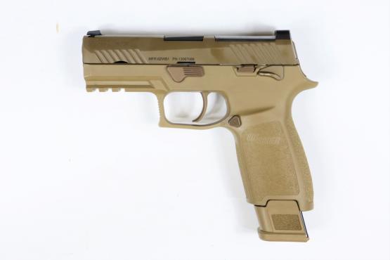SIG SAUER P320 Carry M18 Comm,