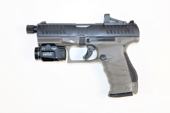 Walther PPQ Tac 4